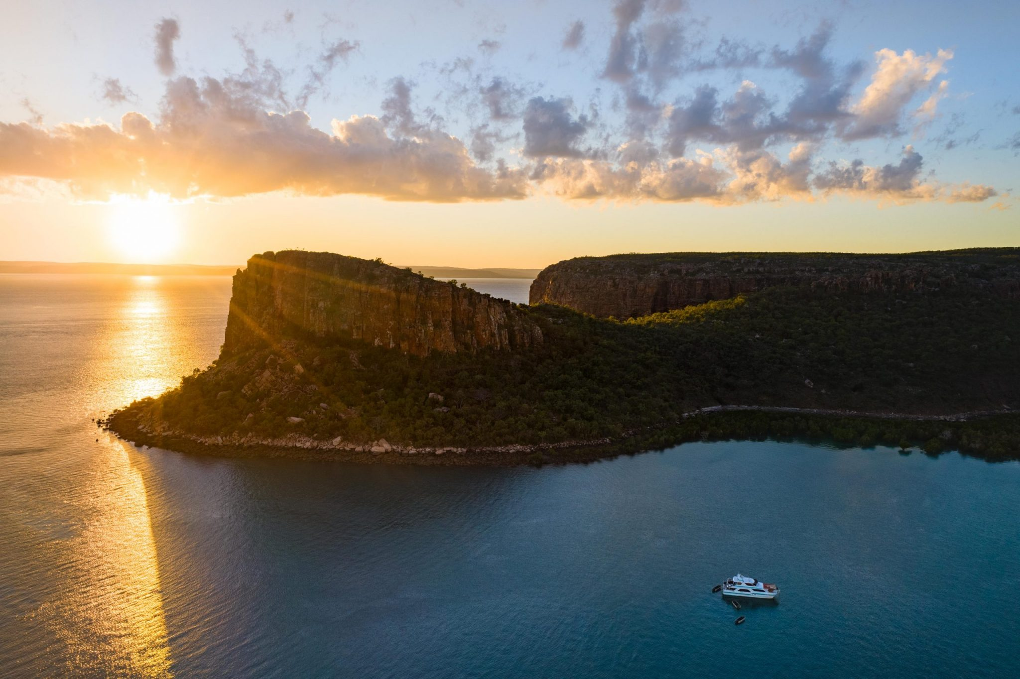 scenic wonders on our Kimberley Cruises