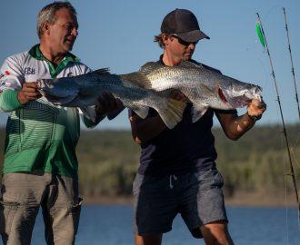Fishing on Kimberley Cruise with Diversity Charters